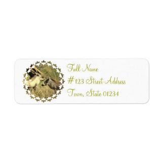 Warthog Design Mailing Label