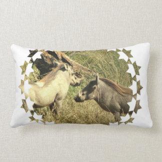 Warthog Design Pillow