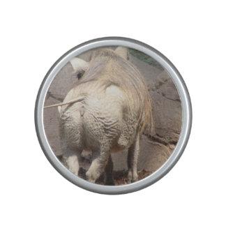 Warthog detrás altavoz bluetooth