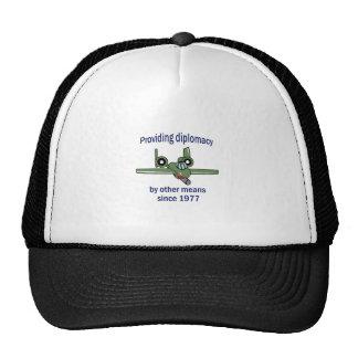 WARTHOG DIPLOMACY TRUCKER HAT