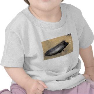Warthog en fango camisetas