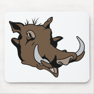 Warthog Head Mouse Pad