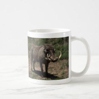 Warthog impresionante tazas de café