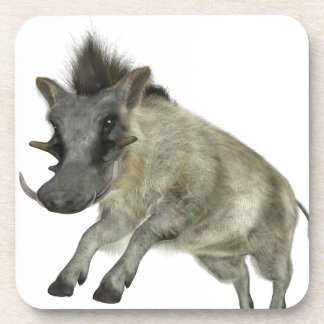 Warthog Jumping to Right Drink Coaster