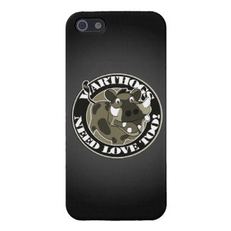 Warthog Love Cover For iPhone SE/5/5s