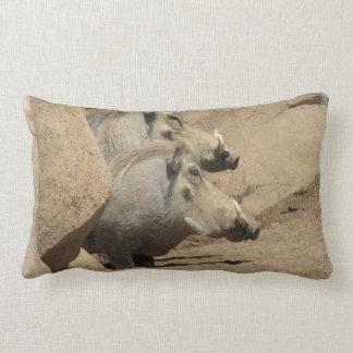 Warthog Pair Pillow