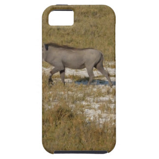 Warthog Parade Tom Wurl iPhone SE/5/5s Case