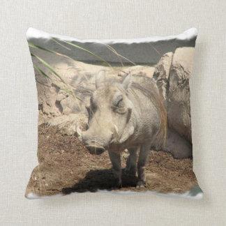 Warthog Pillow