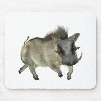Warthog Running Left Mouse Pad