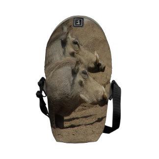 Warthogs Bolsas Messenger