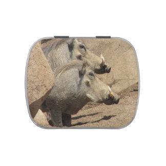 Warthogs Jarrones De Dulces