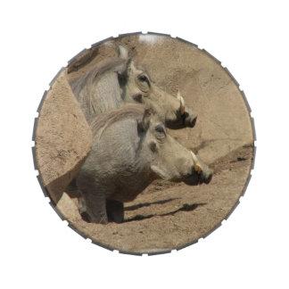 Warthogs Frascos De Caramelos