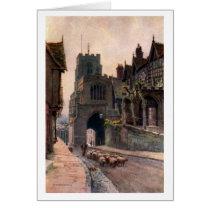 Warwick, England Card