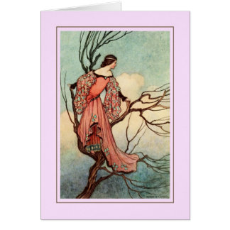Warwick Goble Card