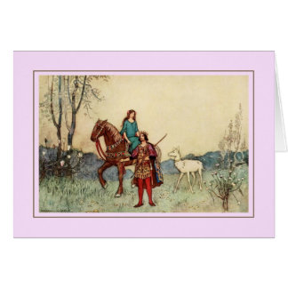 Warwick Goble Cards