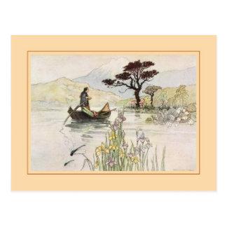 Warwick Goble Postcard