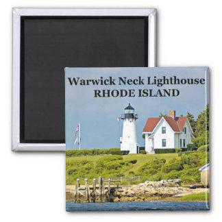 Warwick Neck Lighthouse, Rhode Island Magnet