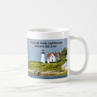 Warwick Neck Lighthouse, Rhode Island Mug