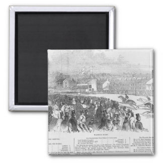 Warwick Races, from 'The Illustrated London Magnet