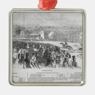 Warwick Races, from 'The Illustrated London Metal Ornament