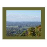 Warwick Valley View Postcard