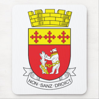 Warwickshire Coat of Arms Mouse Pad