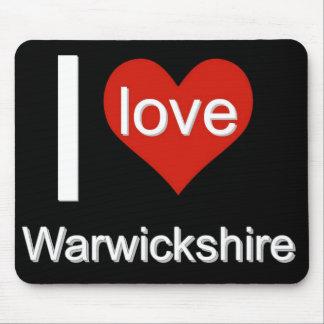 Warwickshire Mouse Pad