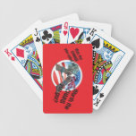 Was it worth it? Red Bicycle Playing Cards