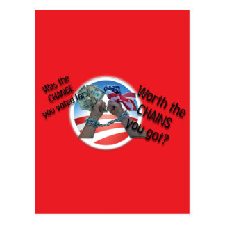 Was it worth it? Red Postcard
