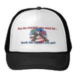 Was it worth it? trucker hat