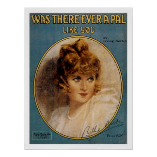 Was There Ever A Pal Like You Poster