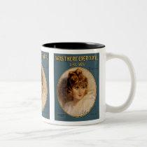 Was There Ever A Pal Like You Two-Tone Coffee Mug