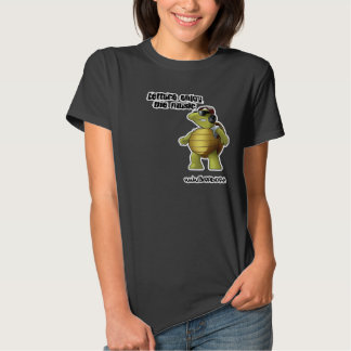 Wasabi: Lettuce Enjoy the Music (Black) T Shirts