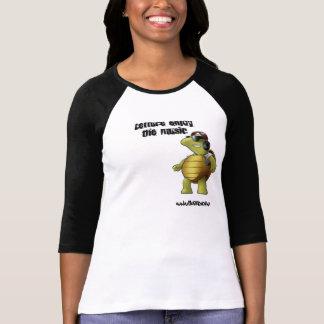 Wasabi: Lettuce Enjoy the Music T-Shirt