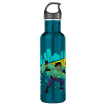 Wasabi No-Ginger Stainless Steel Water Bottle