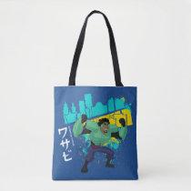Wasabi No-Ginger Tote Bag