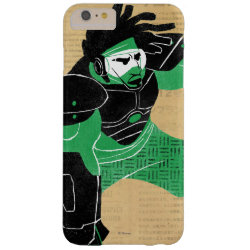 Hero Wasabi's Plasma Blades Case-Mate Barely There iPhone 6 Plus Case