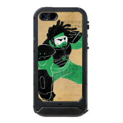 Incipio Feather Shine iPhone 5/5s Case with Hero Wasabi's Plasma Blades design