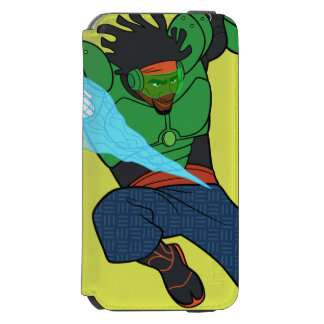 Wasabi Supercharged iPhone 6/6s Wallet Case