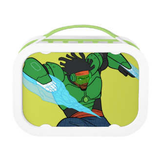 Wasabi Supercharged Lunch Box