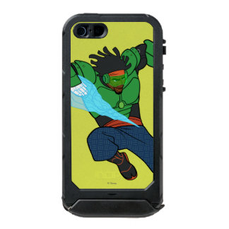 Wasabi Supercharged Waterproof iPhone SE/5/5s Case
