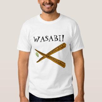 WASABI! TEE SHIRT