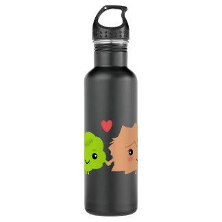 Wasabi y amor del jengibre - diseño de Kawaii