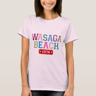 Wasaga Beach 1974 T-Shirt