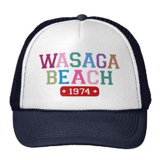 Wasaga Beach 1974 Trucker Hat