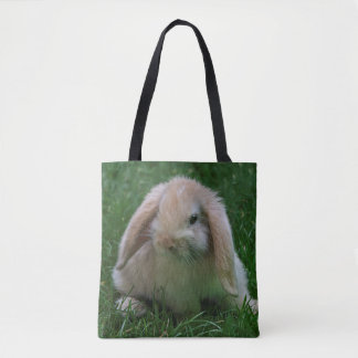 Wascally Wabbit All Over Print Bag