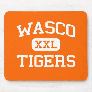 Wasco - Tigers - High School - Wasco California Mouse Pad