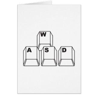 WASD CARD