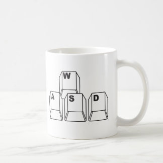 WASD COFFEE MUG