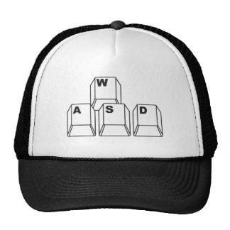 WASD TRUCKER HAT